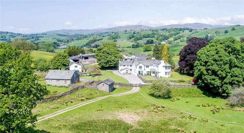 5 Bedrooms Farm Commercial for sale in Staveley, Kendal, Cumbria, LA8