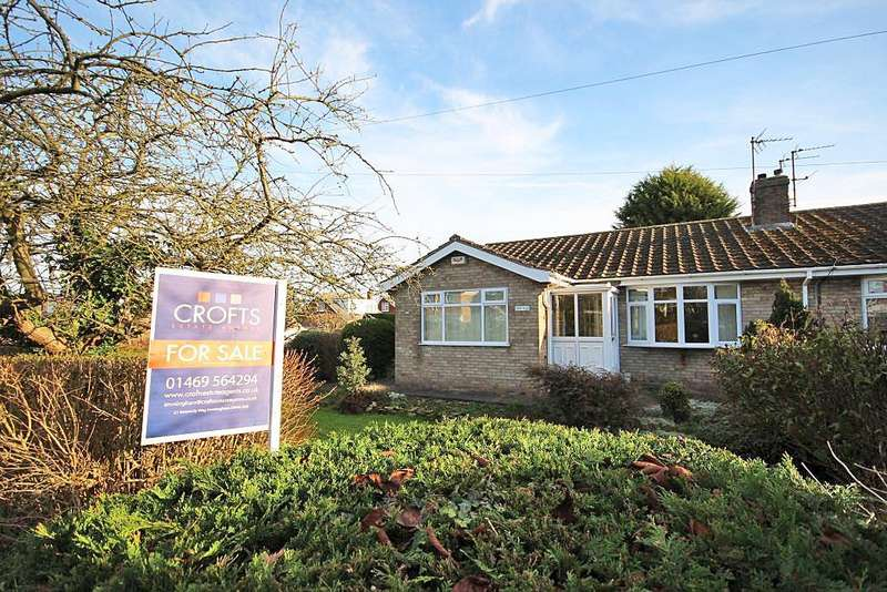 3 Bedrooms Semi Detached House for sale in ABBEY ROAD, ULCEBY