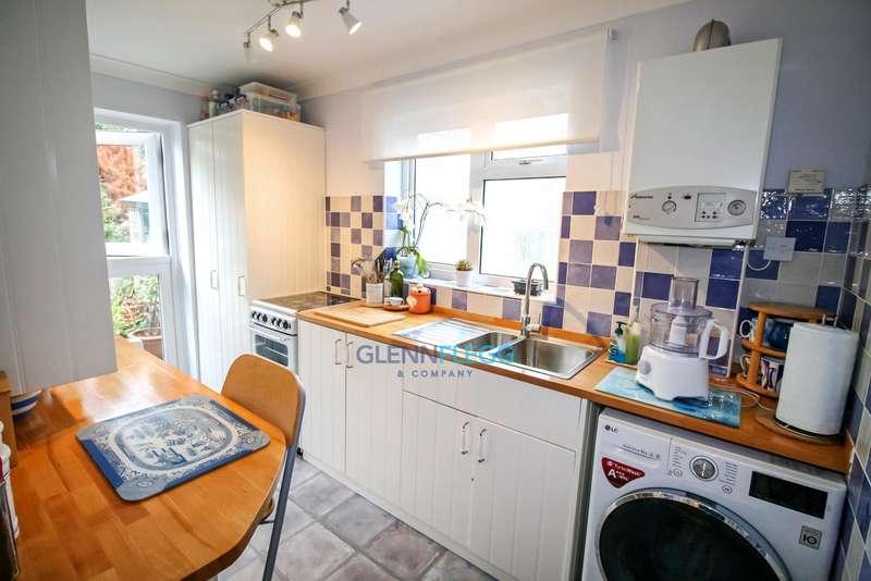 1 Bedroom Ground Maisonette Flat for sale in Slough West, Extended 1 Bedroom Garden Maisonette