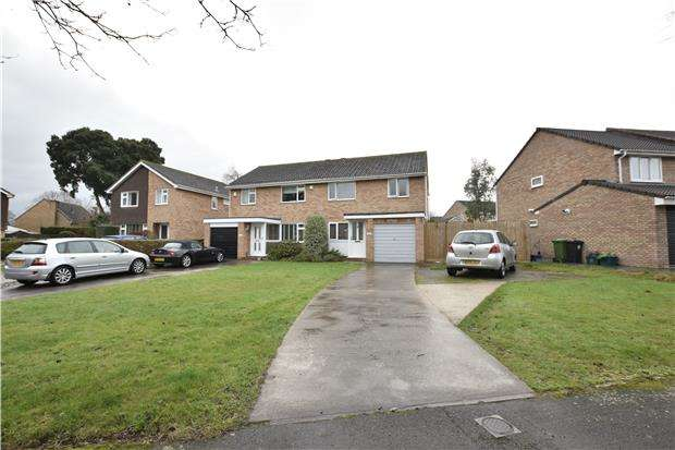3 Bedrooms Semi Detached House for sale in Sheridan Way, Longwell Green, BS30 9UE