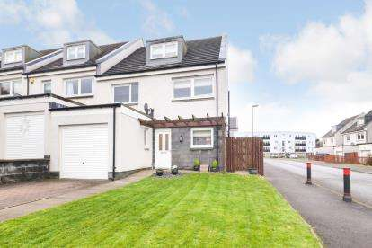 5 Bedrooms End Of Terrace House for sale in Bluebell Walk, The Village