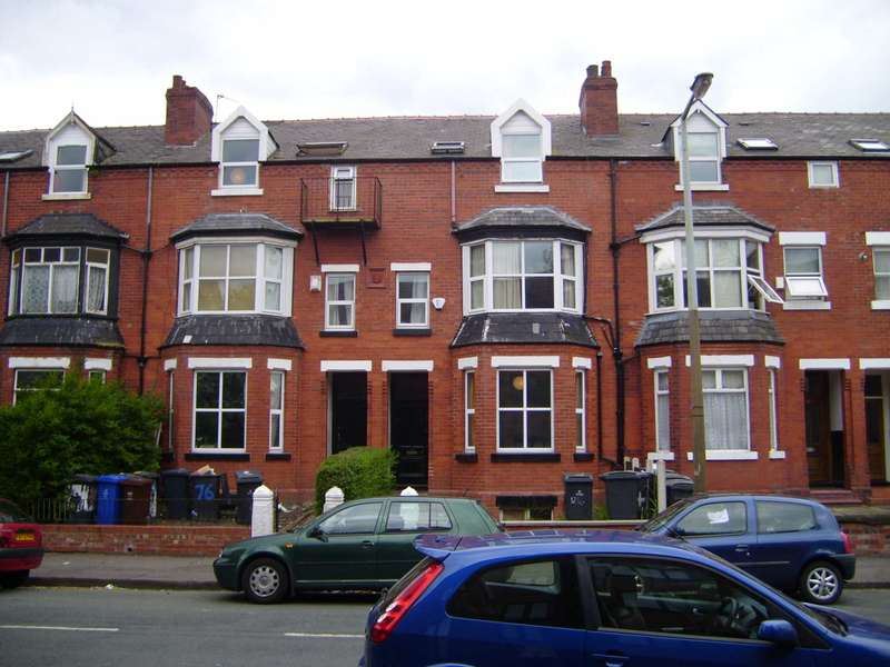 9 Bedrooms Semi Detached House for rent in Egerton Road, Fallowfield