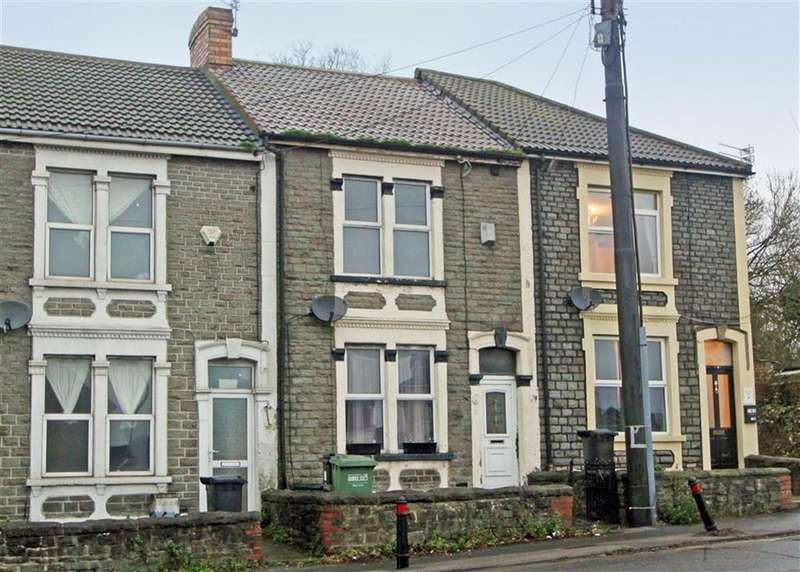 2 Bedrooms Terraced House for sale in Soundwell Road, Kingswood, Bristol