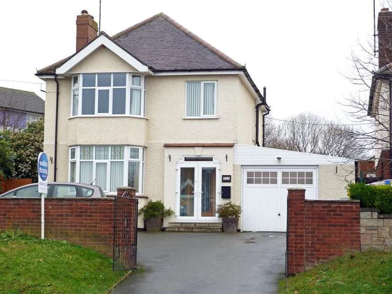 3 Bedrooms Detached House for sale in Ross Road, Hereford, HR2