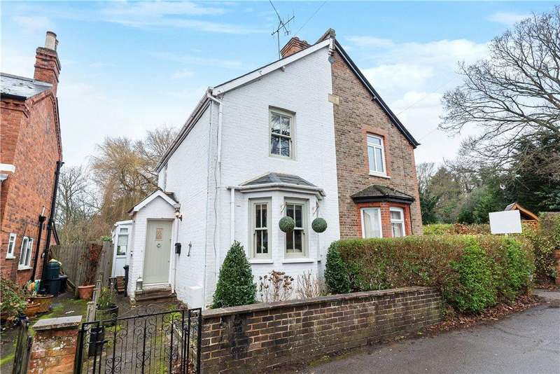 2 Bedrooms Semi Detached House for sale in Beech Hill Road, Ascot, Berkshire, SL5
