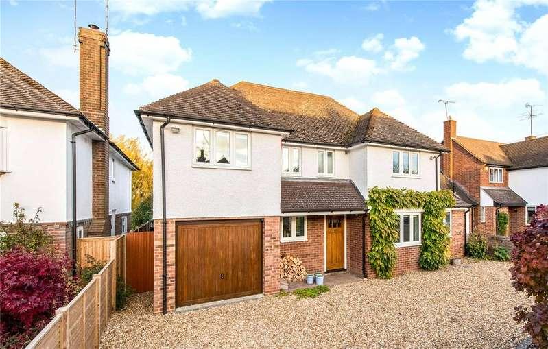 4 Bedrooms Detached House for sale in Dalkeith Road, Harpenden, Hertfordshire, AL5