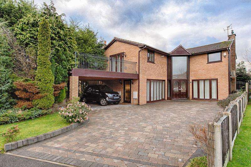 4 Bedrooms Detached House for sale in Meadow Croft, Whitefield