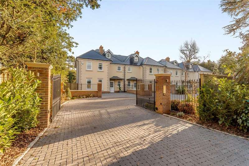5 Bedrooms Semi Detached House for sale in Liberties Place, St. Judes Road, Englefield Green, Egham, TW20