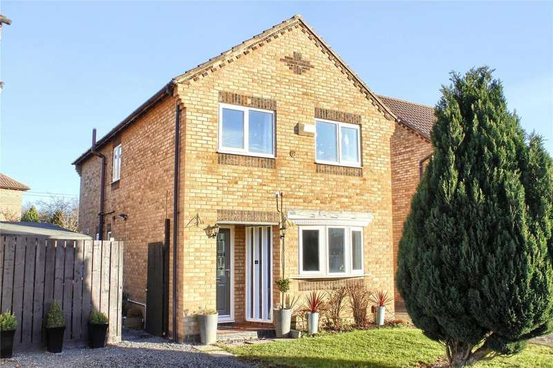 4 Bedrooms Detached House for sale in Springwell Close, Owington Farm