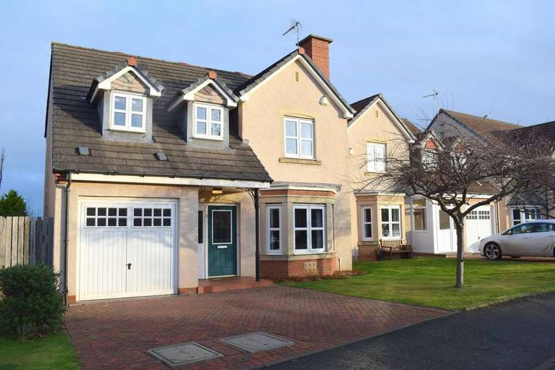 4 Bedrooms Detached House for sale in 5 Kellie Place, Dunbar, EH42 1GF