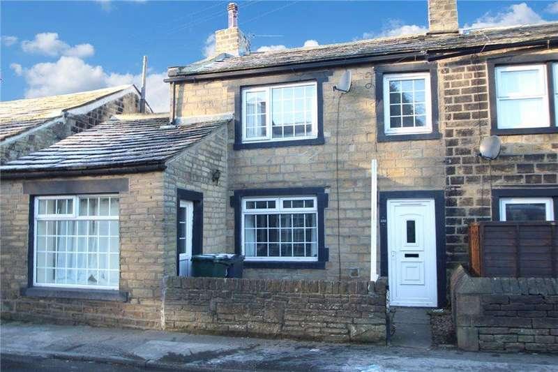 3 Bedrooms End Of Terrace House for sale in MAIN STREET, WILSDEN, BRADFORD, BD15 0HX
