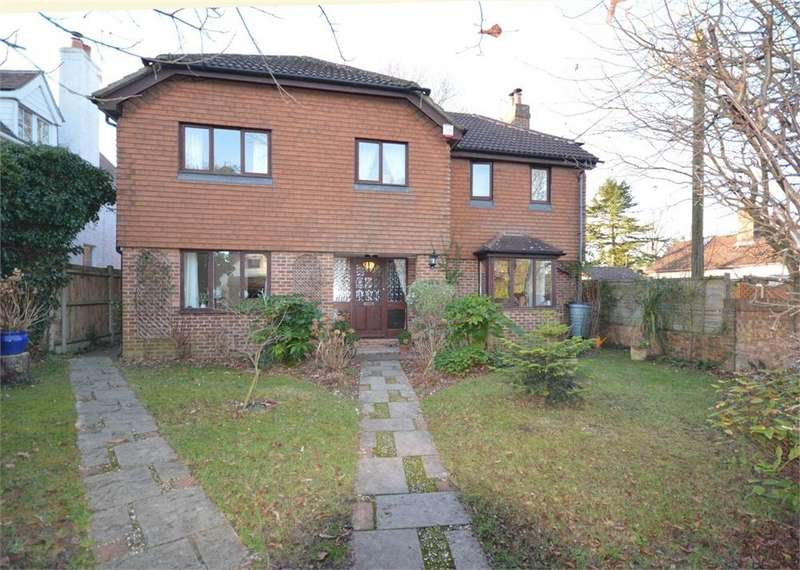 5 Bedrooms Detached House for sale in Southfleet Avenue, New Barn