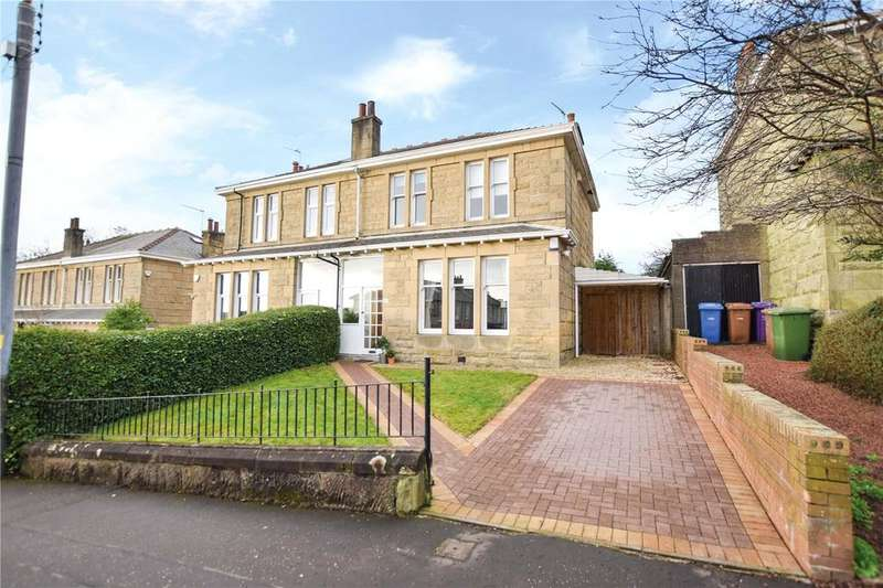 3 Bedrooms Apartment Flat for sale in Munro Road, Jordanhill, Glasgow