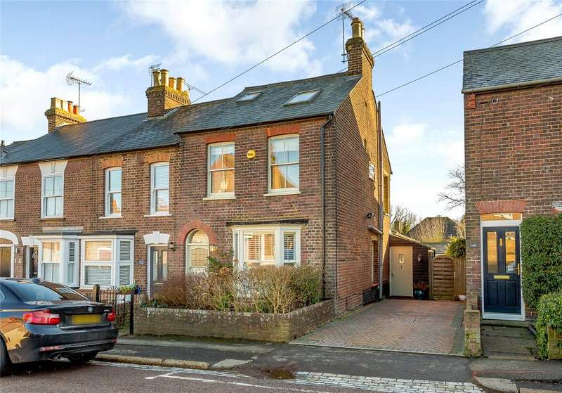 4 Bedrooms House for sale in Cravells Road, Harpenden, Hertfordshire