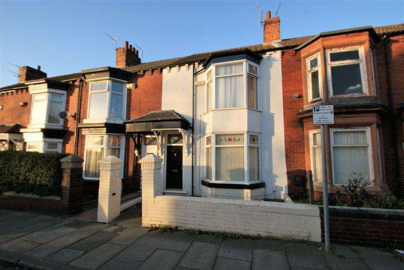 5 Bedrooms Terraced House for sale in Egmont Road, Middlesbrough