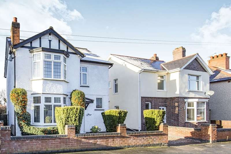 3 Bedrooms Detached House for sale in Edward Street, HINCKLEY, LE10