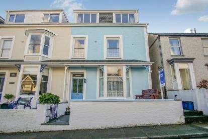 6 Bedrooms End Of Terrace House for sale in Ralph Street, Borth-Y-Gest, Porthmadog, Gwynedd, LL49