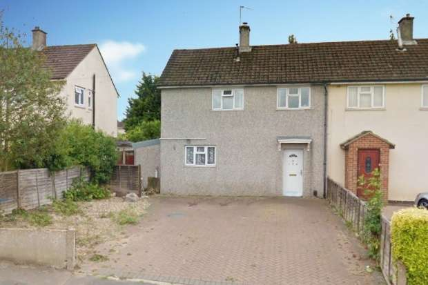 3 Bedrooms Semi Detached House for sale in Hartland Road, Reading, Berkshire, RG2 8DP