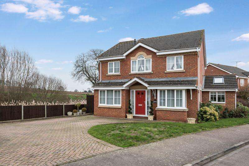 5 Bedrooms Detached House for sale in Wingate Drive, Ampthill
