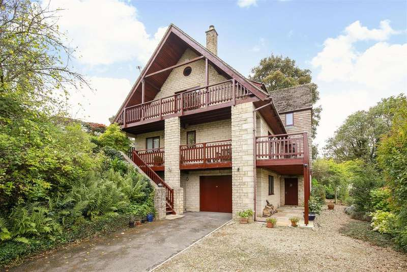 4 Bedrooms Detached House for sale in Bath Road, Nailsworth, Stroud