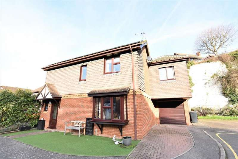 4 Bedrooms Detached House for sale in Maritime Close, Greenhithe
