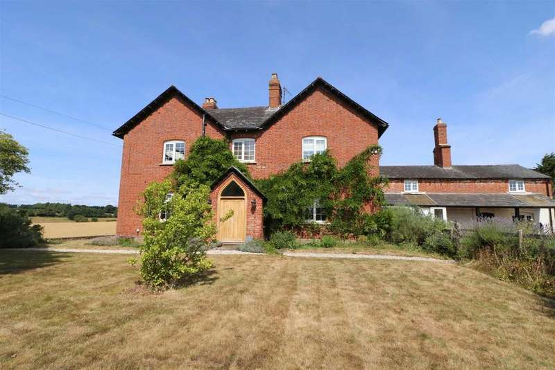 5 Bedrooms Detached House for sale in Phocle Green, Ross-on-wye