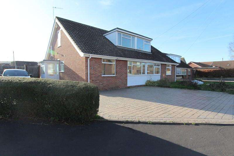 3 Bedrooms Semi Detached House for sale in Chiltern Close, Whitchurch, Bristol