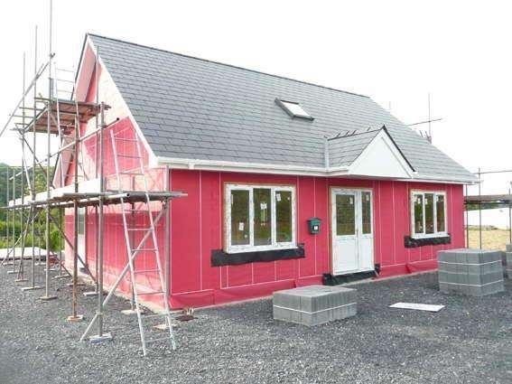 3 Bedrooms Bungalow for sale in Adj Llywngwen, Dolgran Road, Pencader