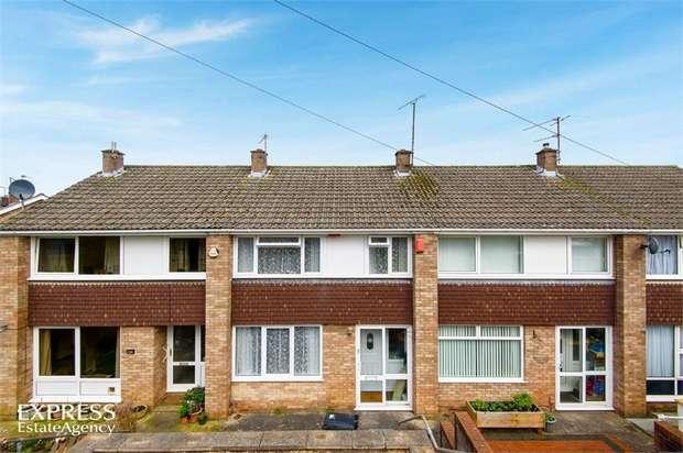 3 Bedrooms Terraced House for sale in Queensdown Gardens, Bristol