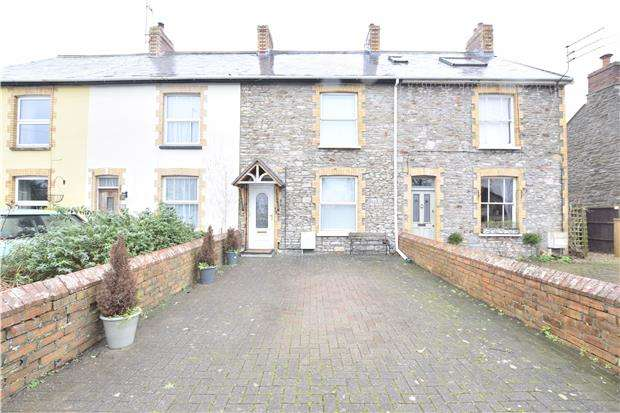 2 Bedrooms Terraced House for sale in North Street, Oldland Common, BS30 8TP