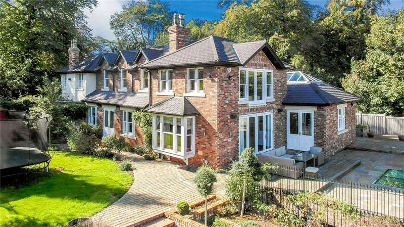 6 Bedrooms Detached House for sale in King Harry Lane, St. Albans, Hertfordshire