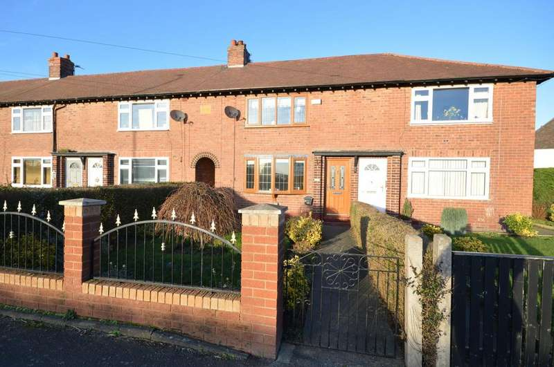 3 Bedrooms Terraced House for sale in Paddock Lane, Warburton, Lymm