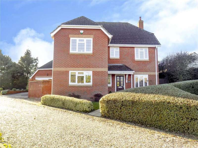 4 Bedrooms Detached House for sale in Bakery Close, Lydiard Millicent, Swindon, Wiltshire, SN5