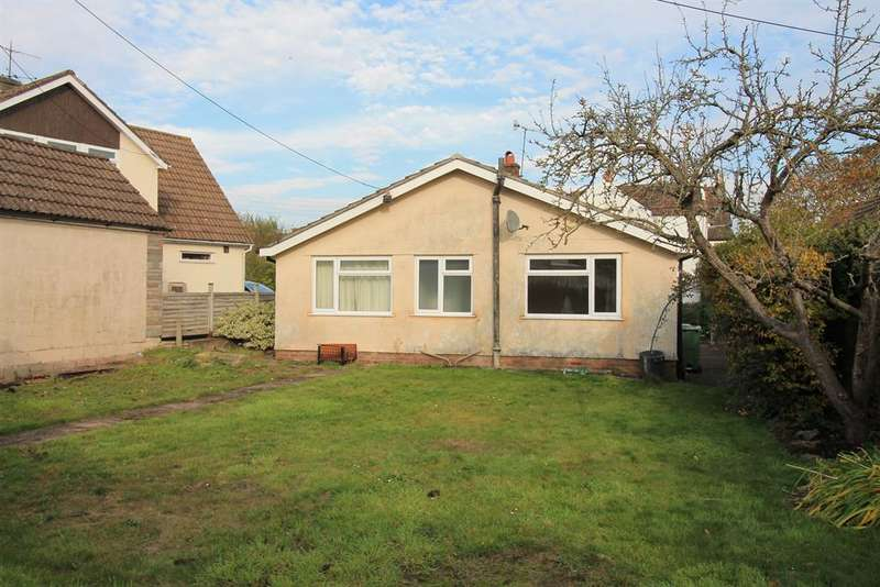 2 Bedrooms Bungalow for sale in Bull Lane, Pill, North Somerset, BS20 0EF
