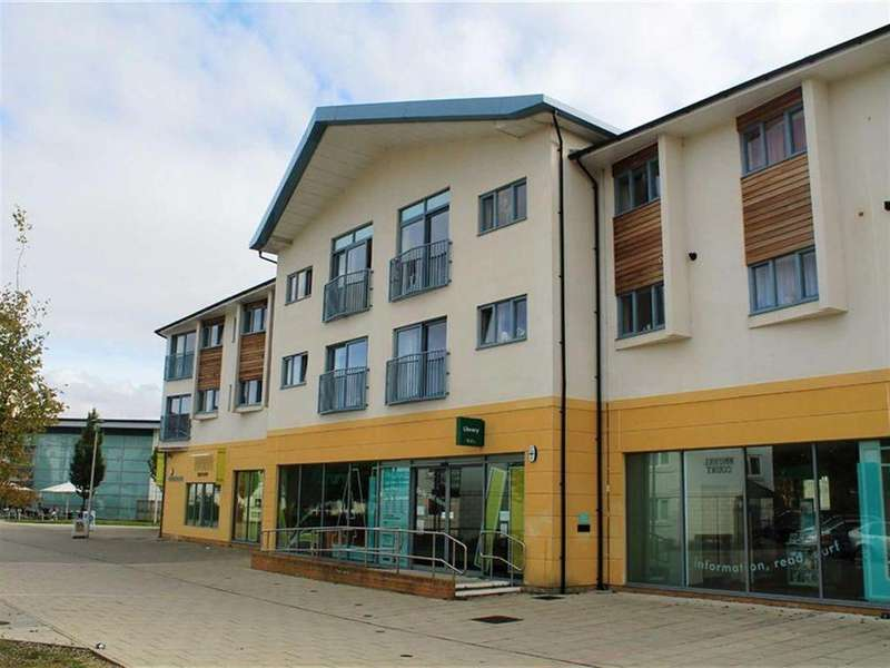 2 Bedrooms Flat for sale in Harbour Road, Portishead, North Somerset, BS20 7AL