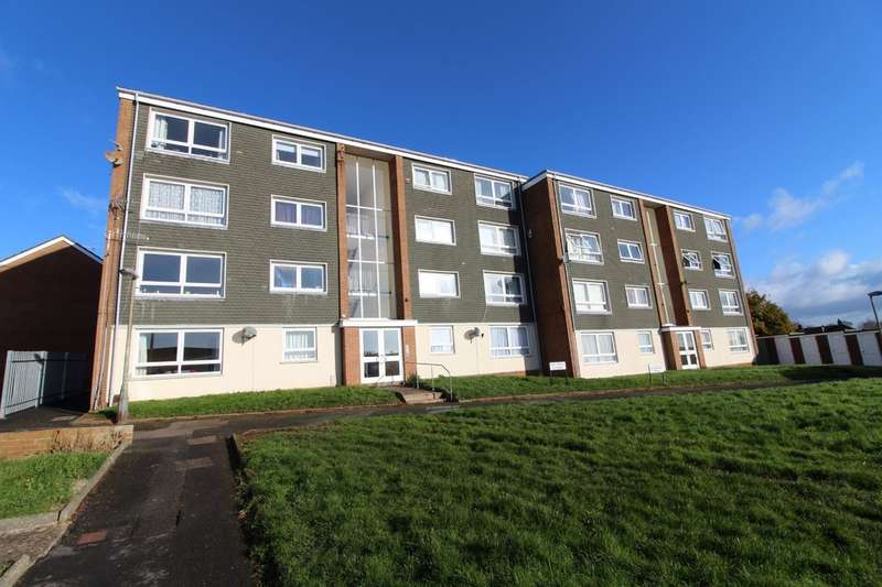 1 Bedroom Flat for sale in Stoke Hill, Exeter EX4
