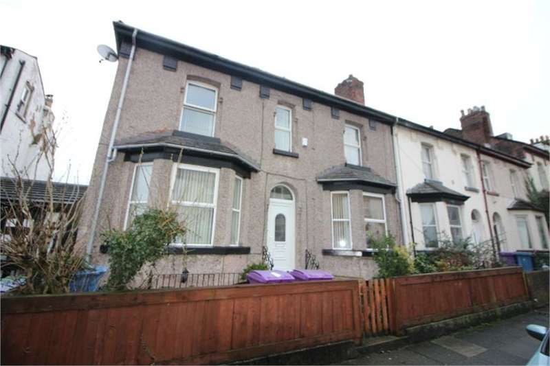 5 Bedrooms Semi Detached House for sale in Sefton Road, Walton, LIVERPOOL, Merseyside