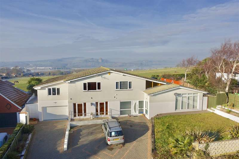 5 Bedrooms Detached House for sale in Mill Hill, Shoreham-By-Sea