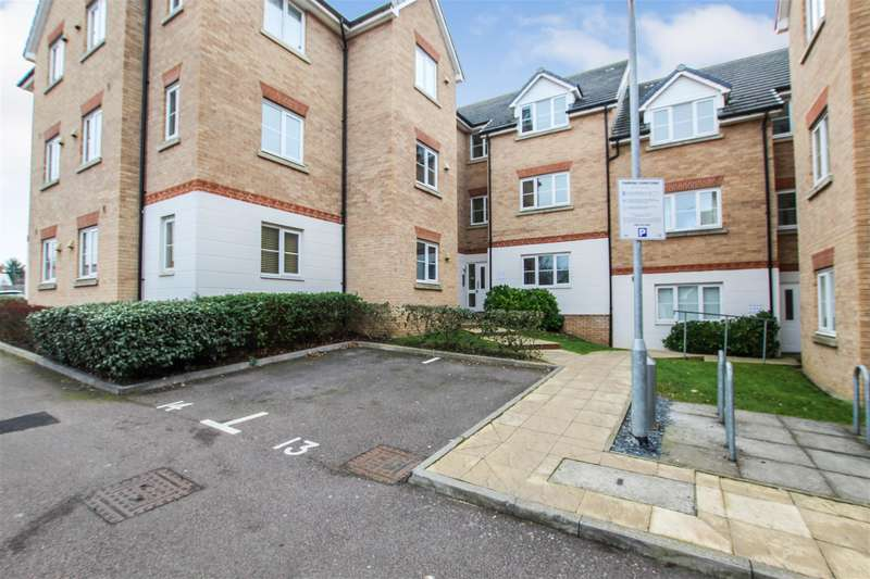 2 Bedrooms Flat for sale in Monarch Way, Leighton Buzzard