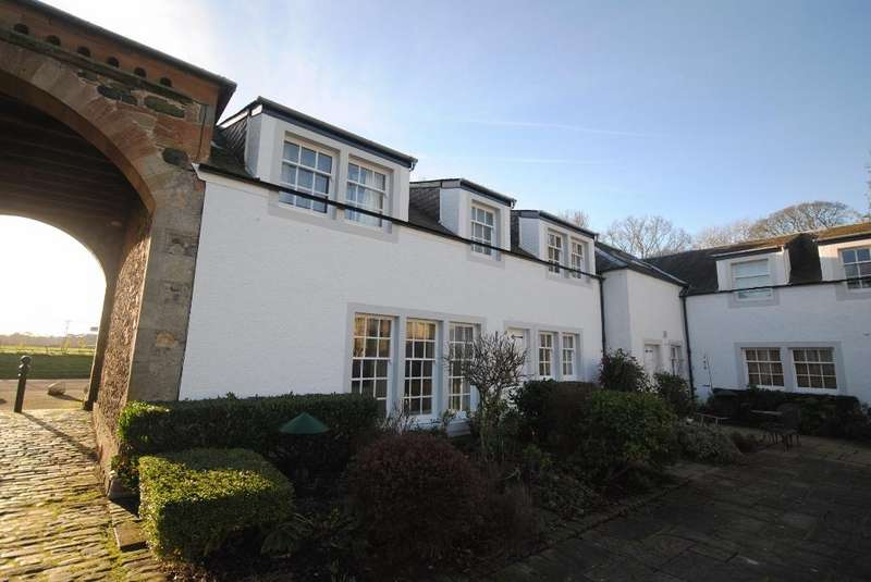 2 Bedrooms End Of Terrace House for sale in Fullarton Courtyard, Troon KA10
