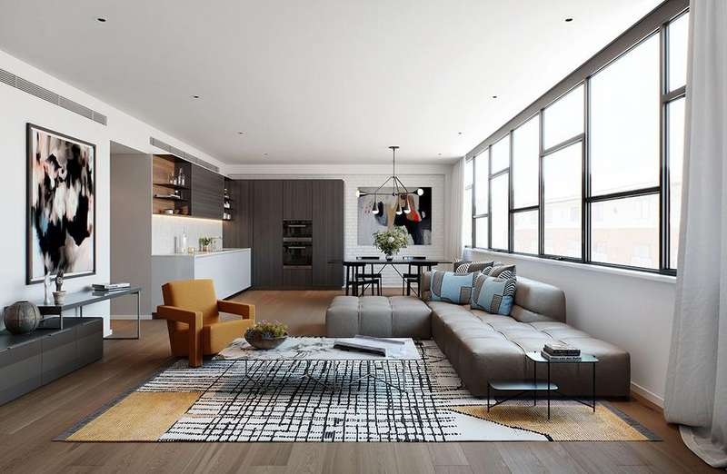 3 Bedrooms Apartment Flat for sale in The Shoreditch, London E2