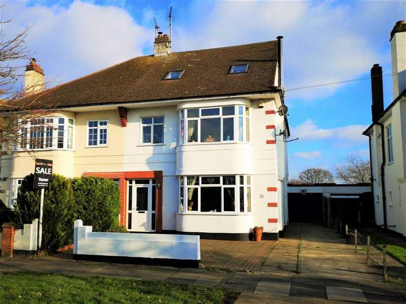 7 Bedrooms Semi Detached House for sale in Mannering Gardens, Westcliff-On-Sea, Essex