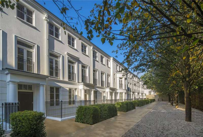 Terraced House for sale in Hamilton Drive Development, St. John's Wood, London, NW8