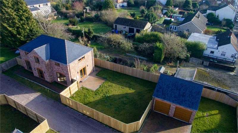 4 Bedrooms Detached House for sale in Castle Street, Boston, Lincolnshire