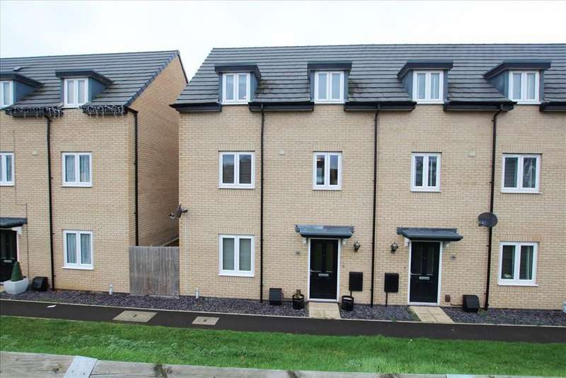 4 Bedrooms End Of Terrace House for sale in Station Road, Sandy, SG19