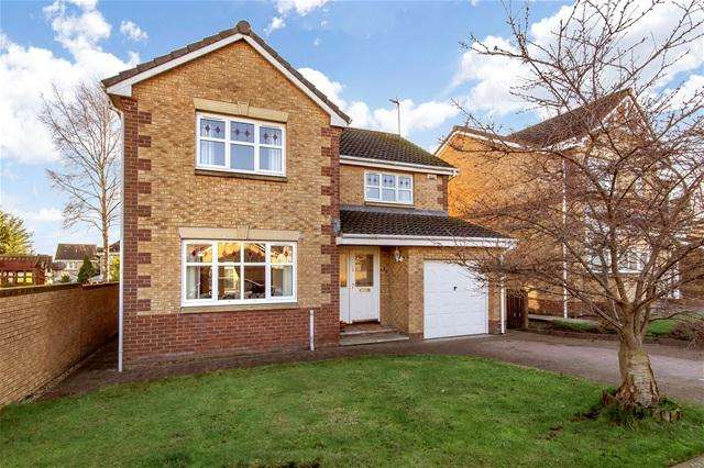 4 Bedrooms Detached House for sale in Loaninghill Road, Uphall, Uphall