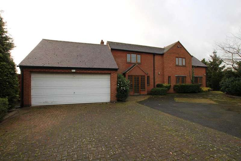 4 Bedrooms Detached House for sale in Bodymoor Heath, TAMWORTH, B78