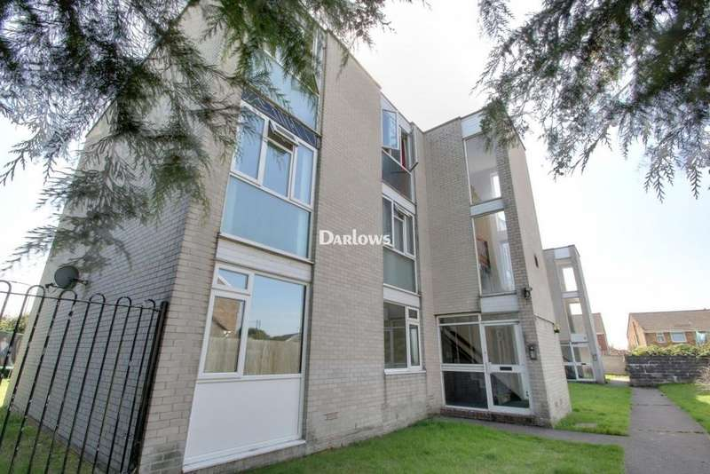 2 Bedrooms Flat for sale in Michaelston Road, Cardiff