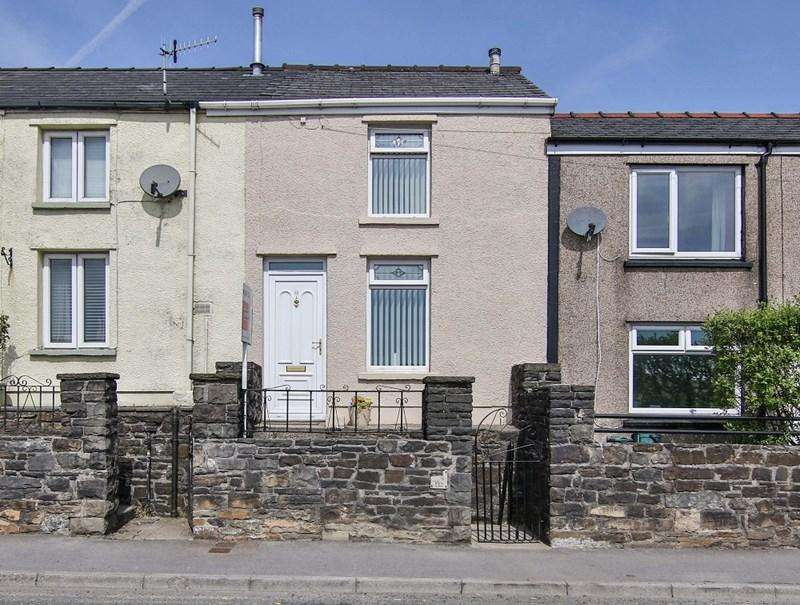 2 Bedrooms Terraced House for sale in King Street, Brynmawr, Ebbw Vale