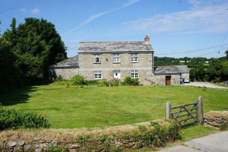4 Bedrooms Detached House for sale in PERIOD FARMHOUSE, CONVERTED BARN TOGETHER WITH 8.48 ACRES.